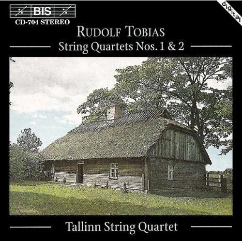 String Quartet 1 & 2