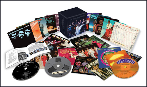 The Rca Victor and T-neck Album Masters [1959-1983] [Box Set]