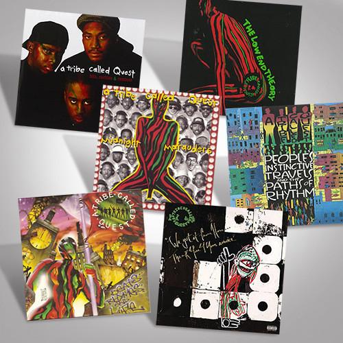 The Tribe Vinyl Bundle