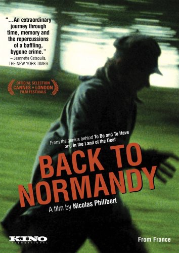 - Back to Normandy