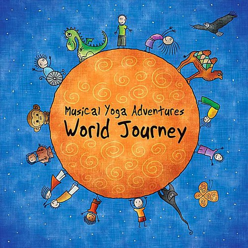 Musical Yoga Adventures: World Journey