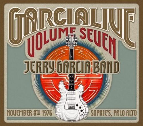 GarciaLive Vol.7 - Novenber 8th 1976 Sophie's Palo Alto