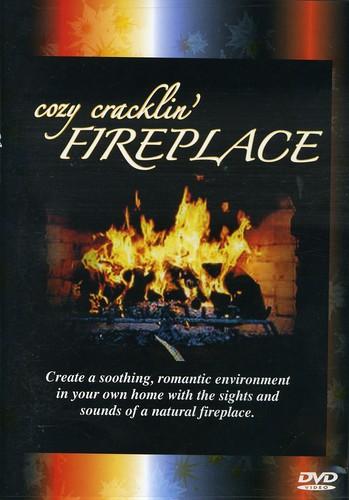 Cozy Cracklin' Fireplace