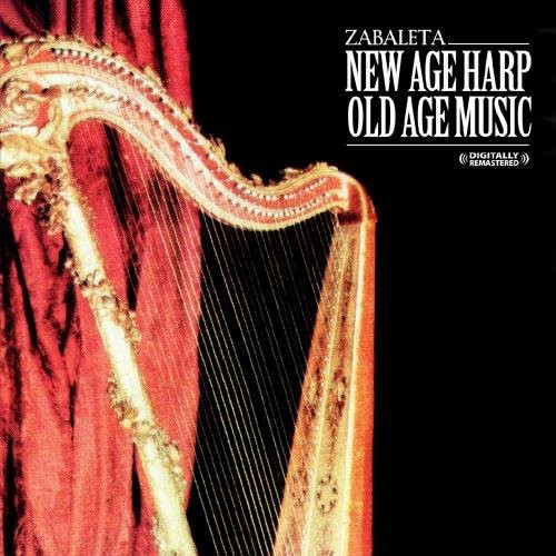 Nicanor Zabaleta - New Age Harp - Old Age Music