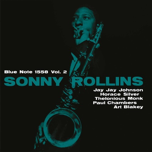 Sonny Rollins - Volume 2 [Vinyl]