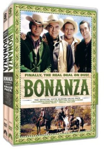 Bonanza: The Official Fifth Season Value Pack