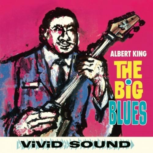 Albert King - Big Blues (Blue) (Bonus Tracks) (Colv) (Ltd) (Ogv)