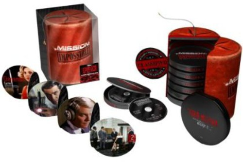 Mission: Impossible - The Complete Television