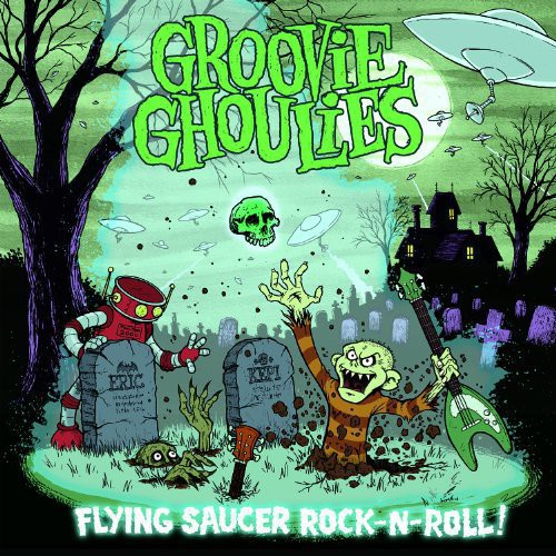 Flying Saucer Rock N Roll