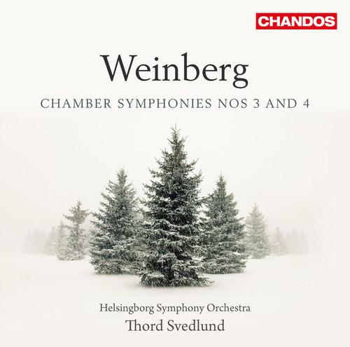 Weinberg / Svedlund / Helsinborg Sym Orch - Chamber Syms (Hybr)