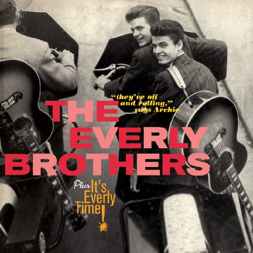 Everly Brothers /  It's Everly Time [Import]