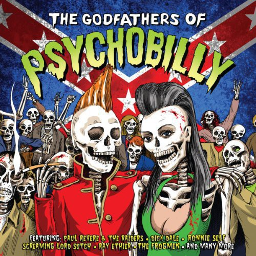 Godfathers of Psychobilly /  Various [Import]