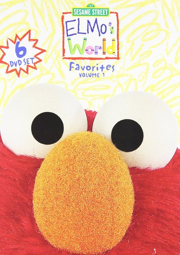 Best of Elmo's World Collection