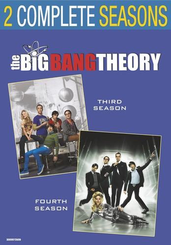 The Big Bang Theory [TV Series] - The Big Bang Theory: Season 3 & 4
