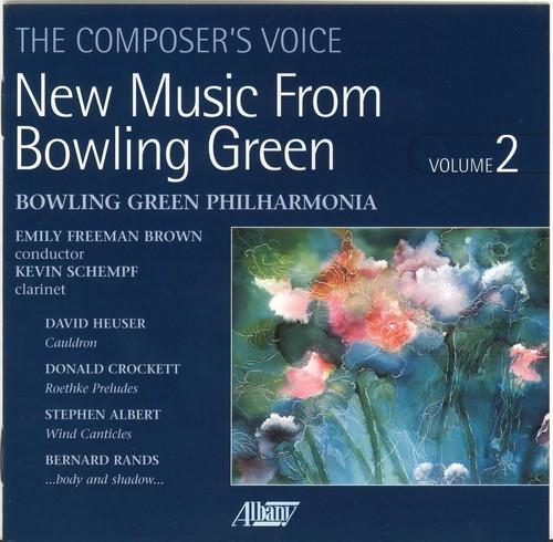 Voice of the Composer II