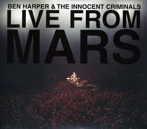 Ben Harper-Live from Mars