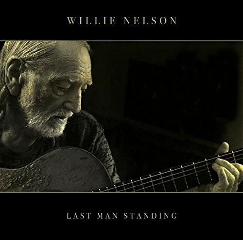Willie Nelson - Last Man Standing [LP]