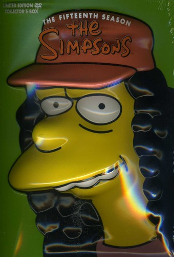 The Simpsons: The Fifteenth Season (Molded Head)