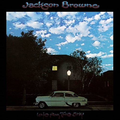 Jackson Browne - Late For The Sky [LP]