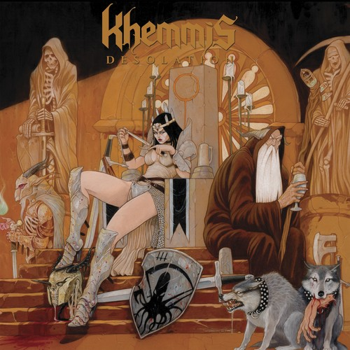 Khemmis - Desolation (Uk)