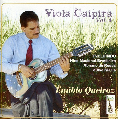 Viola Caipira 4 [Import]