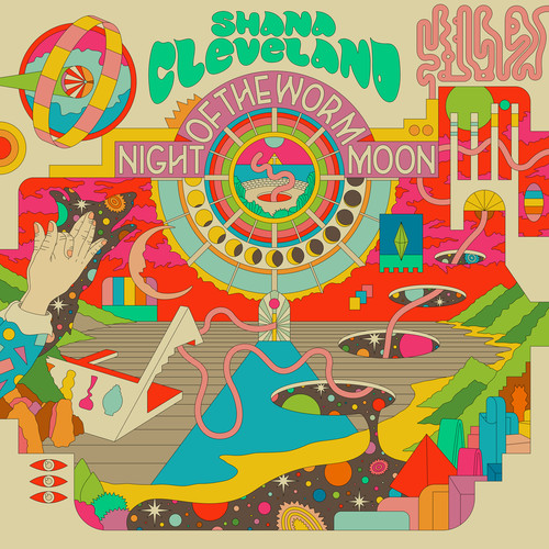 Shana Cleveland - Night Of The Worm Moon [LP]