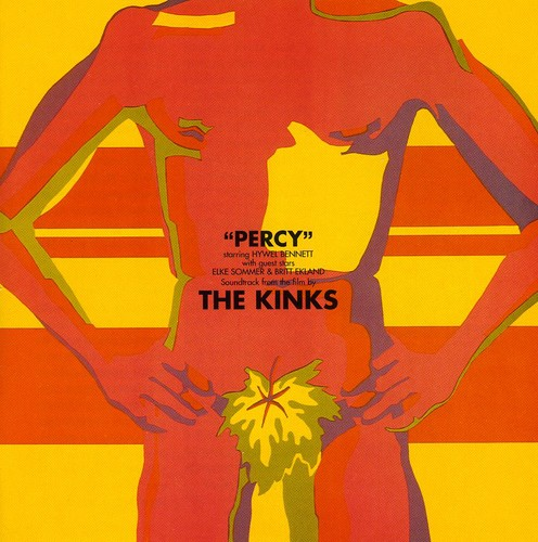 The Kinks - Percy [Import]