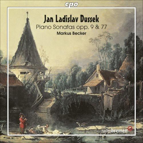 Piano Sonatas Op. 77 & 9 1-3