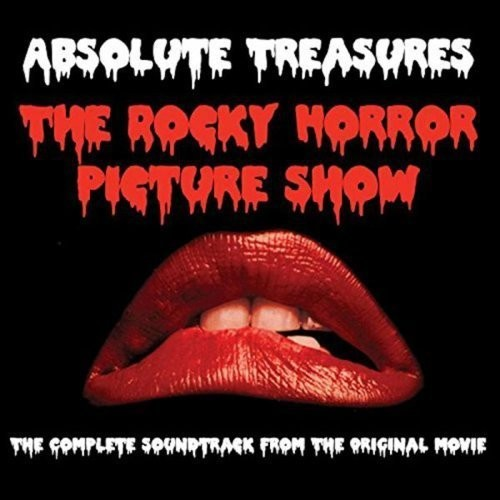 Various Artists - Absolute Treasures: The Rocky Horror Picture Show (The Complete Soundtrack From the Original Movie)
