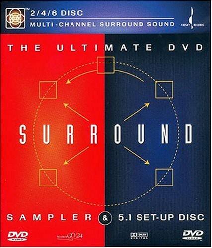 DVD Surround Sound Sampler