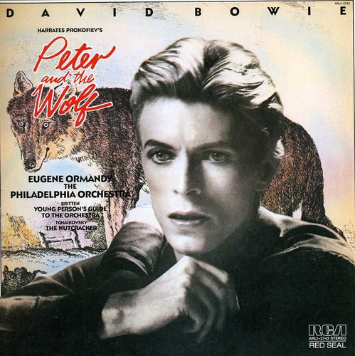 David Bowie-David Bowie Narrates Prokofiev's Peter & the Wolf