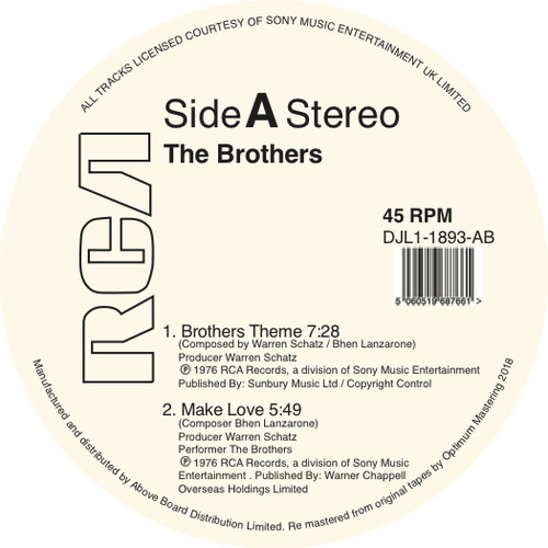 Brothers Theme