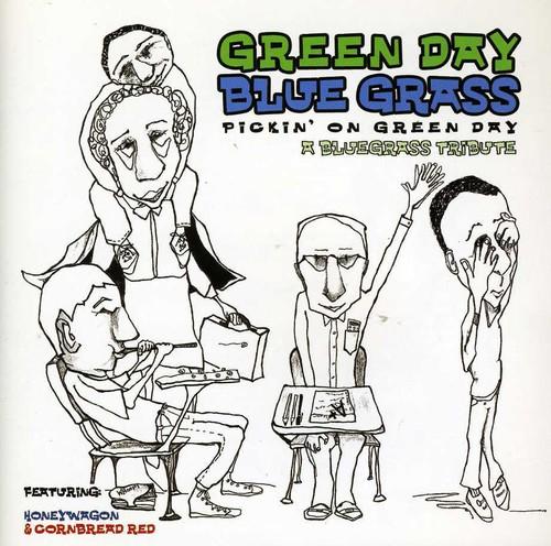 Pickin On Green Day: Green Day Blues Grass /  Var
