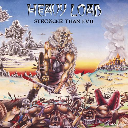 Heavy Load - Stronger Than Evil (Digipack) [Digipak]