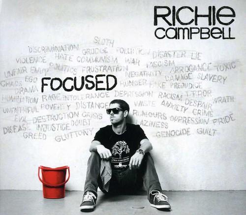 Focused (Original Soundtrack) [Import]