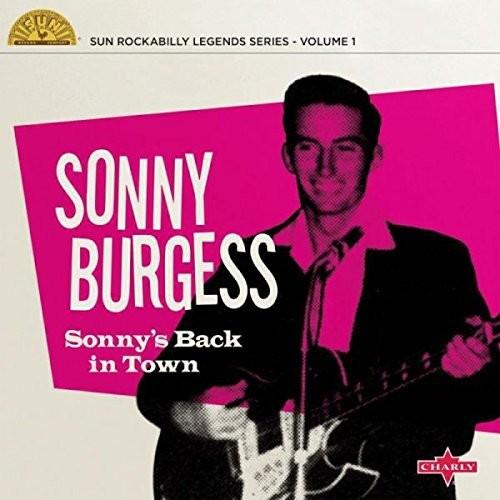 Sonny's Back In Town [Import]