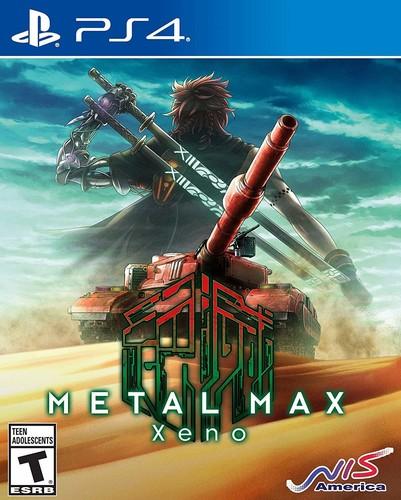 - Metal Max Xeno for PlayStation 4