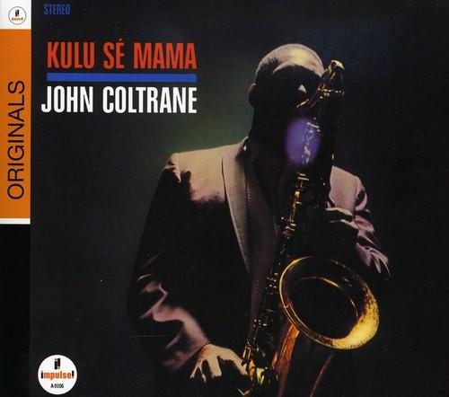 John Coltrane - Kulu Se Mama [Import]