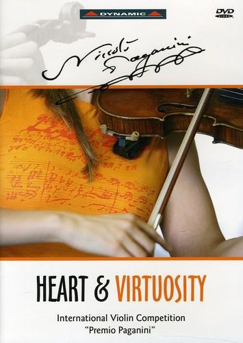 Heart & Virtuosity: International Violin