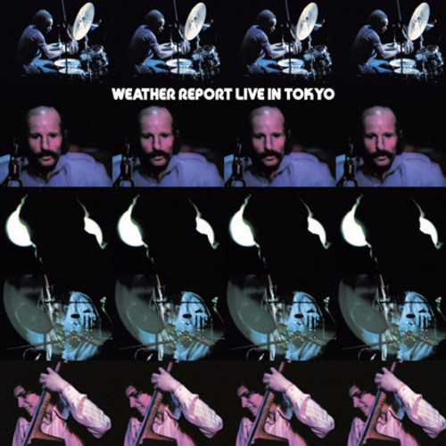 Live In Toyko  Weather Report