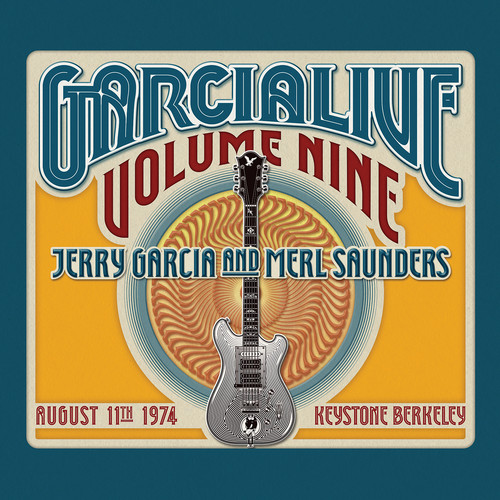 Jerry Garcia - Garcia Live Volume Nine: August 11th, 1974 Keystone Berkeley [2 CD]