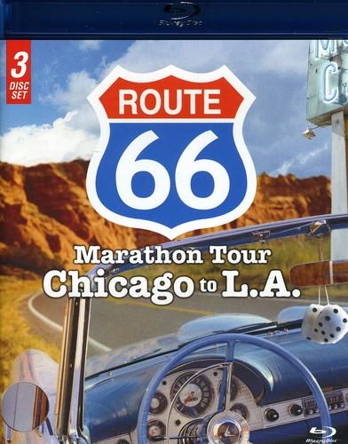 Route 66: Marathon Tour: Chicago to L.A.