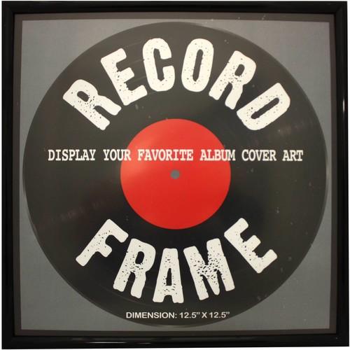 - Record Album Frame
