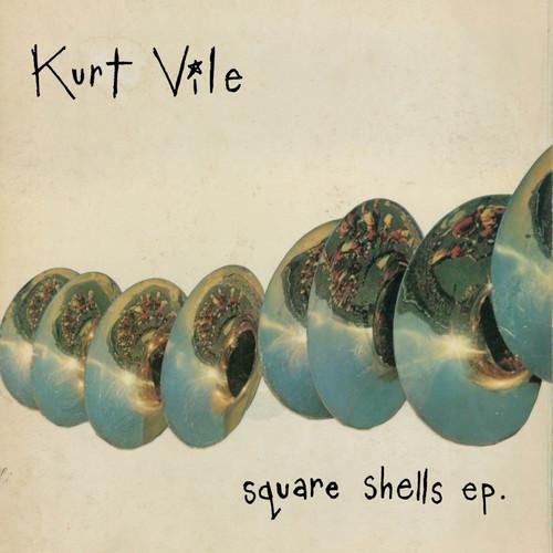 Kurt Vile - Square Shells EP [Opaque Aqua Vinyl]
