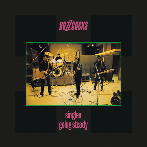 Buzzcocks - Singles Going Steady [LP]
