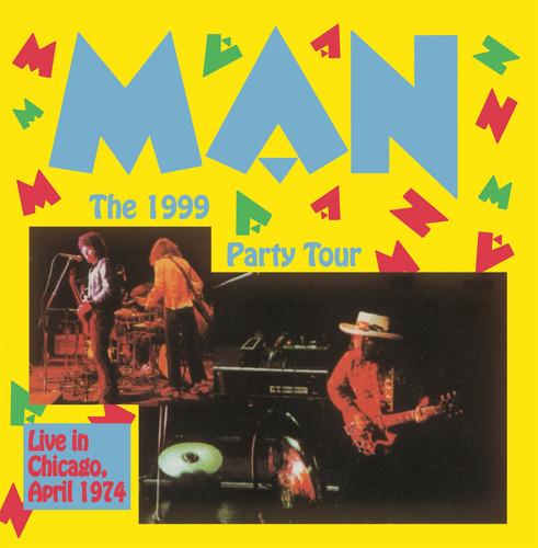 Man - 1999 Party Tour