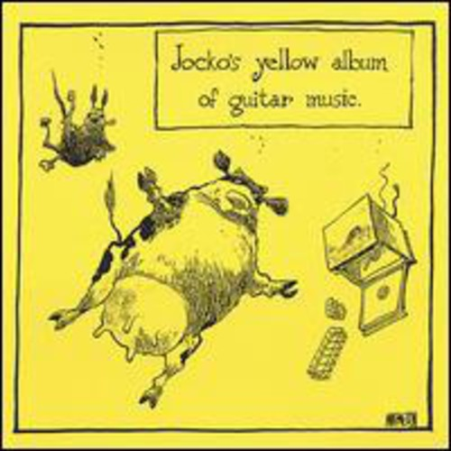 Jockos Yellow Album of Guitar Music