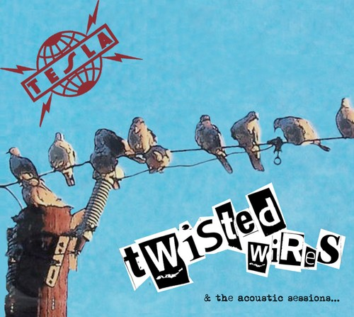 Tesla-Twisted Wires