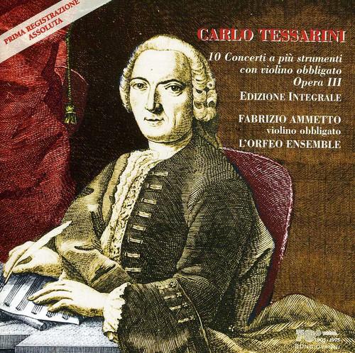 10 Concerti a Piu Strumenti Con Violino Obbligato