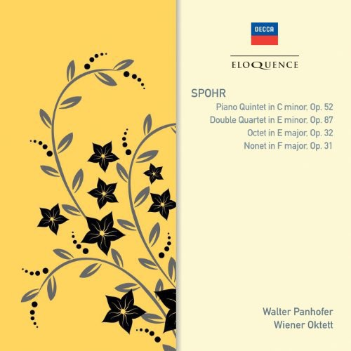 Eloquence: Spohr - Piano Quintet in C minor Op 52